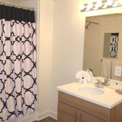 Отель Liberty View Suites at the Zenith США, Джерси - отзывы, цены и фото номеров - забронировать отель Liberty View Suites at the Zenith онлайн ванная фото 2