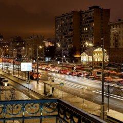Гостиница Арбат Резиденс балкон