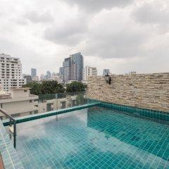 Отель Rongratana Executive Residence Бангкок бассейн