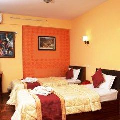 Отель Kathmandu Eco Hotel Непал, Катманду - отзывы, цены и фото номеров - забронировать отель Kathmandu Eco Hotel онлайн комната для гостей фото 3