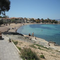 Antik Hotel пляж