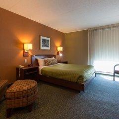 Отель Hôtel & Suites Normandin Канада, Квебек - отзывы, цены и фото номеров - забронировать отель Hôtel & Suites Normandin онлайн комната для гостей фото 3