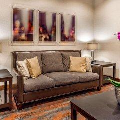 Отель Hampton Inn Manhattan Grand Central комната для гостей