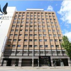 Отель Hokke Club Fukuoka Хаката вид на фасад