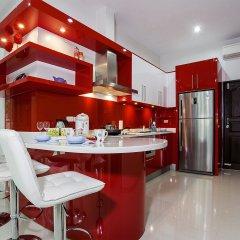 Отель Thammachat P3 Vints No 130 3 Beds в номере фото 2