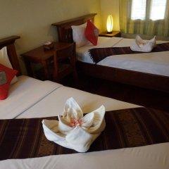 Отель Villa Saykham сейф в номере