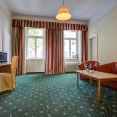 Отель Centro Tourotel Mariahilf комната для гостей фото 2