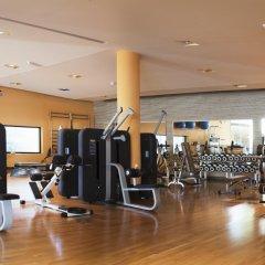 Отель Fairmont Rey Juan Carlos I Барселона фитнесс-зал