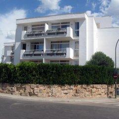 Отель Apartamentos Marthas Suite пляж