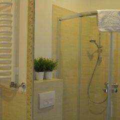 Отель Aparthotel Pergamin Краков ванная