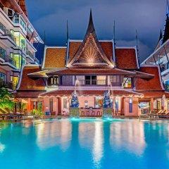 Отель Nipa Resort бассейн фото 3