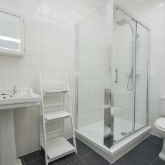 Отель Regency Apartment Великобритания, Кемптаун - отзывы, цены и фото номеров - забронировать отель Regency Apartment онлайн ванная фото 2