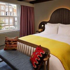 Hotel Pulitzer Amsterdam 5* Номер Делюкс с различными типами кроватей фото 2