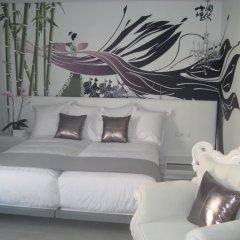Отель Dormirdcine Cooltural Rooms Испания, Мадрид - отзывы, цены и фото номеров - забронировать отель Dormirdcine Cooltural Rooms онлайн комната для гостей фото 3
