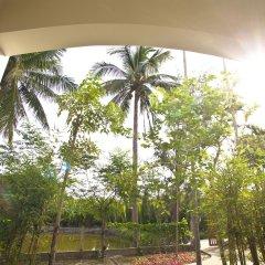 Отель Palm View Villa балкон