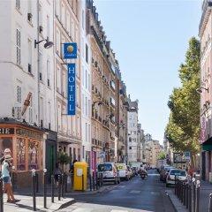 The Originals Hotel Paris Montmartre Apolonia (ex Comfort Lamarck) городской автобус