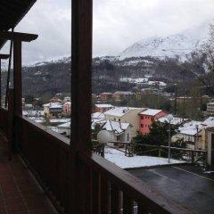 Отель Apart. Tur. Arcea Aldea del Puente балкон