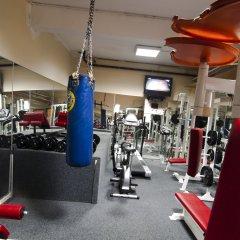Отель Anka Business Park фитнесс-зал