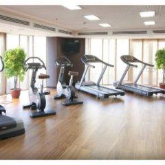 Гостиница Holiday Inn Almaty фитнесс-зал фото 2