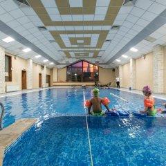 Отель Evelina Palace Hotel Болгария, Банско - отзывы, цены и фото номеров - забронировать отель Evelina Palace Hotel онлайн бассейн фото 2