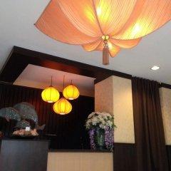 Апартаменты Purita Serviced Apartment Бангкок удобства в номере