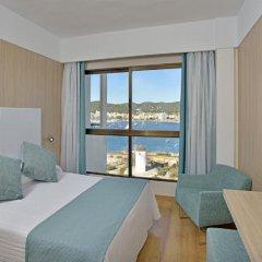 Отель Alua Hawaii Ibiza Испания, Сан-Антони-де-Портмань - отзывы, цены и фото номеров - забронировать отель Alua Hawaii Ibiza онлайн комната для гостей фото 3