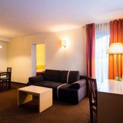 Hotel Apartments Zgoda Warszawa by DeSilva комната для гостей фото 5