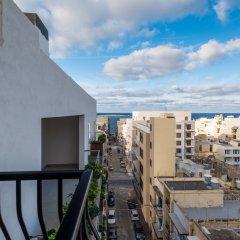 Апартаменты Seashells 2-Bedroom Apartment пляж