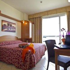 Hotel Palm Beach Римини комната для гостей фото 2