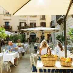 Отель Antico Hotel Roma 1880 Италия, Сиракуза - отзывы, цены и фото номеров - забронировать отель Antico Hotel Roma 1880 онлайн питание фото 3