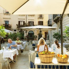 Antico Hotel Roma 1880 Сиракуза питание фото 3