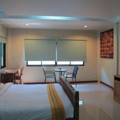 Отель Kata Garden Resort пляж Ката комната для гостей фото 3