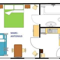 Апартаменты Brownies Apartments Вена гостиничный бар