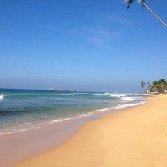 Отель Kahuna Hotel Шри-Ланка, Галле - 1 отзыв об отеле, цены и фото номеров - забронировать отель Kahuna Hotel онлайн пляж
