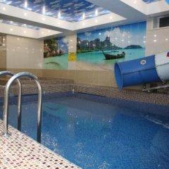 Гостиница Tolstogo City бассейн