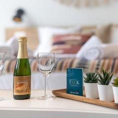 Апартаменты Sweet inn Apartment - Luxembourg Брюссель гостиничный бар
