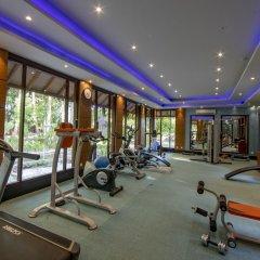 Отель Furaveri Island Resort & Spa фитнесс-зал фото 3
