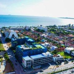 Отель Dusit Grand Condo View Jomtien Паттайя пляж