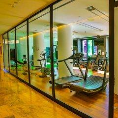 Отель Bohemia Suites & Spa - Adults only фитнесс-зал