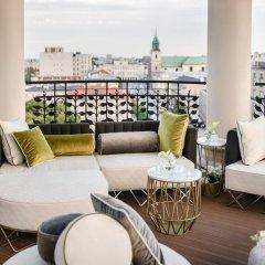Отель Bristol, A Luxury Collection Hotel, Warsaw Польша, Варшава - 1 отзыв об отеле, цены и фото номеров - забронировать отель Bristol, A Luxury Collection Hotel, Warsaw онлайн балкон