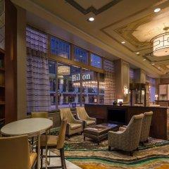 Отель Hilton St. Louis Downtown Сент-Луис развлечения