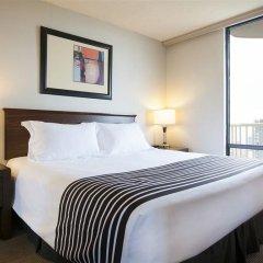 Отель Sandman Suites Vancouver on Davie Канада, Ванкувер - отзывы, цены и фото номеров - забронировать отель Sandman Suites Vancouver on Davie онлайн комната для гостей фото 5