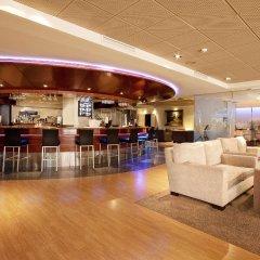 Отель Melia Avenida de America гостиничный бар