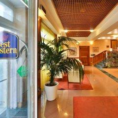 Hotel Maggiore Bologna интерьер отеля
