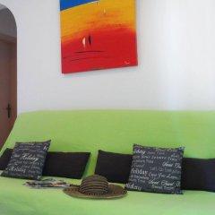 Отель Logas Beach Studios Греция, Корфу - отзывы, цены и фото номеров - забронировать отель Logas Beach Studios онлайн комната для гостей фото 5