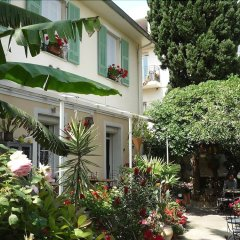 Отель Hôtel Villa Victorine Франция, Ницца - отзывы, цены и фото номеров - забронировать отель Hôtel Villa Victorine онлайн фото 17