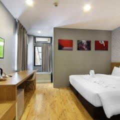 Отель D Varee Xpress Pula Silom комната для гостей фото 4