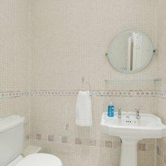 Отель Regency Shores - Sea View Apt Великобритания, Кемптаун - отзывы, цены и фото номеров - забронировать отель Regency Shores - Sea View Apt онлайн ванная фото 2