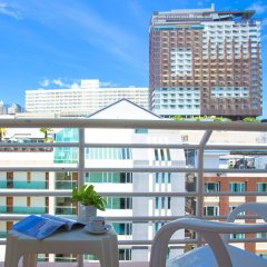 Eastiny Plaza Hotel балкон