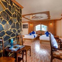 Tiger Hotel (Complex) комната для гостей